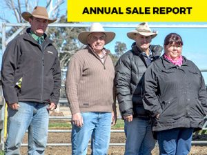 Glenwarrah Herefords & Brooksby Angus 2017 Sale Results